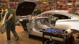 Magic of Making - Jaguar Cars