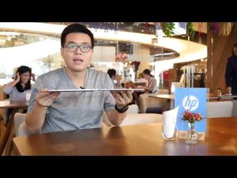 พรีวิว HP EliteBook Folio โน้ตบุ๊กธุรกิจบางสุดในโลก