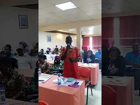Rural woman farmer-view on kilimanjaro initiative on land rights for women