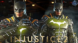 Injustice 2 Online - LEVEL 30 ZERO YEAR BATMAN GEAR!