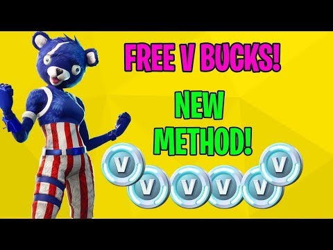 Fortnite Hack -How To Get Free V Bucks - XBox One / PC / PS4 Fortnite Battle Royale (NEW)