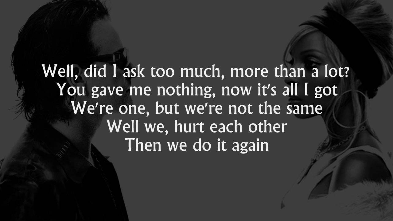 Mary J Blige U2 One Lyrics Hd Youtube