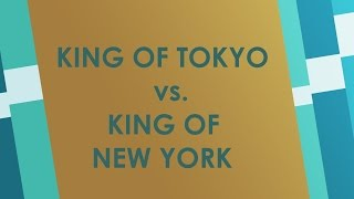 King of Tokyo vs. King of New York - Brettspiel Battlereview