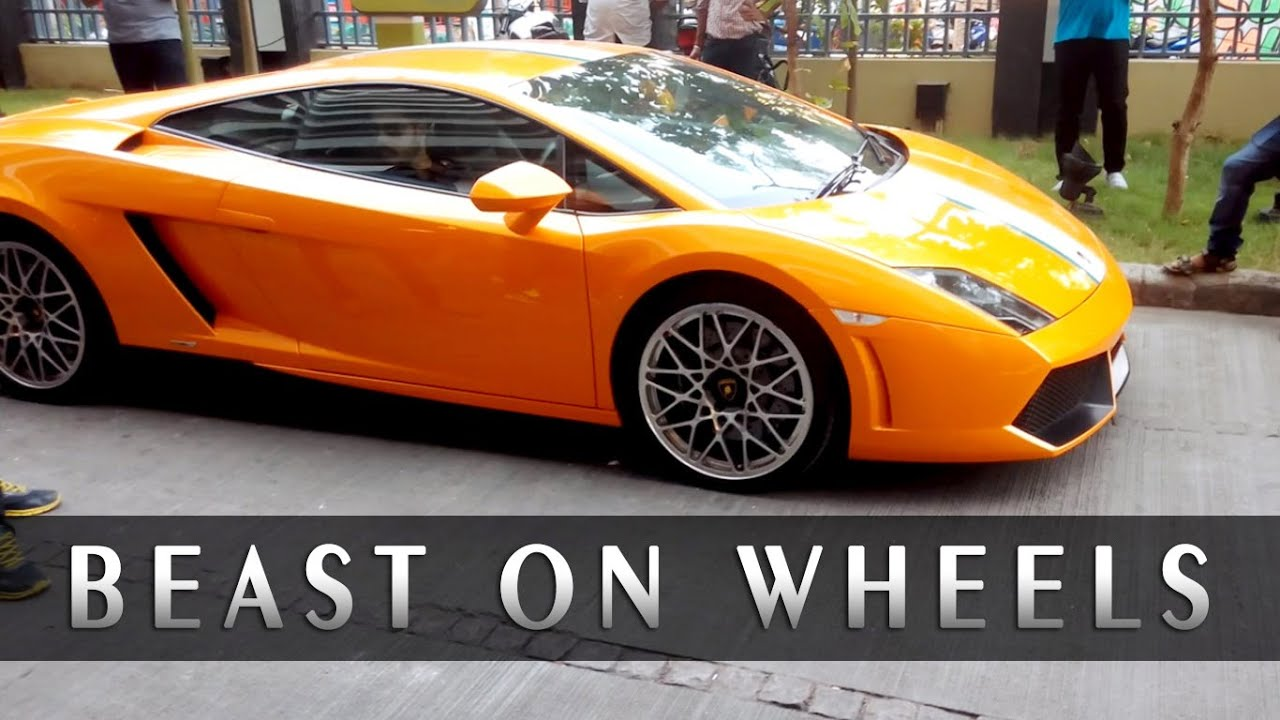Vlog A Day With The Super Car S Of Kolkata Youtube