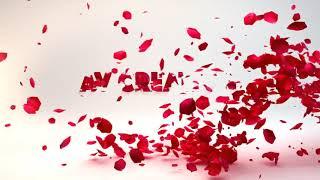 AV-Kreationen Blütenblätter logo | Erstellen Ihr Logo Heute | Kostenlos