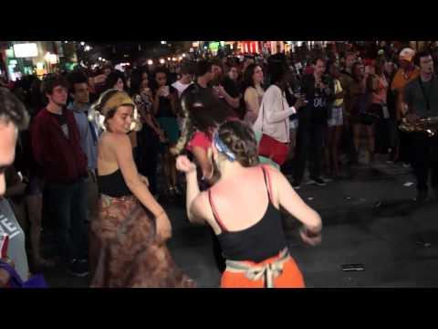 SXSW 2013 Festival 6th Street - Austin Texas