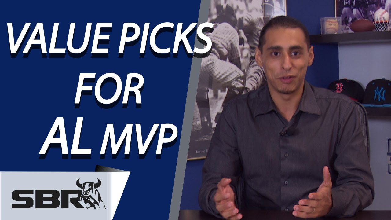 how to bet the spread mlb mvp race
