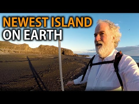 11 Nights Surviving on the NEWEST ISLAND ON EARTH