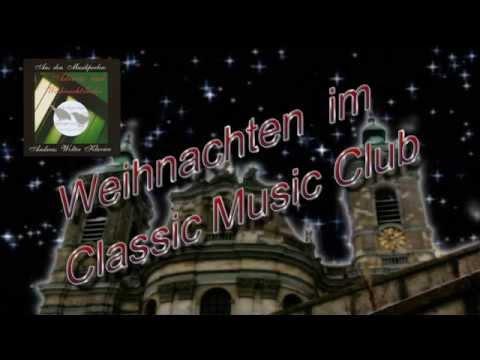 Weihnachtsmusik - Weihnachtslieder - Adventsmusik auf dem Klavier - Christmas Music