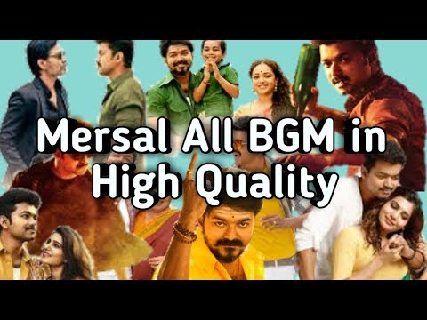 Mersal   All BGM Music In High Quality   Phoenix Music