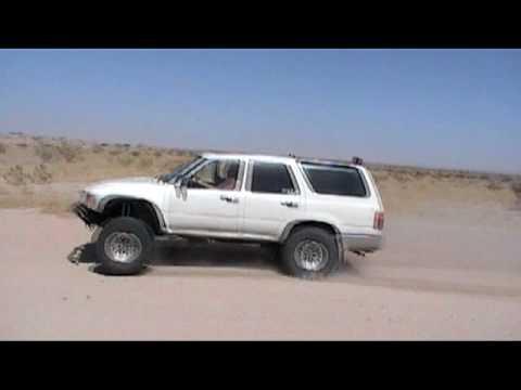 Toyota 4runner prerunner