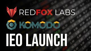 Red Fox Labs & Komodo Set To Launch