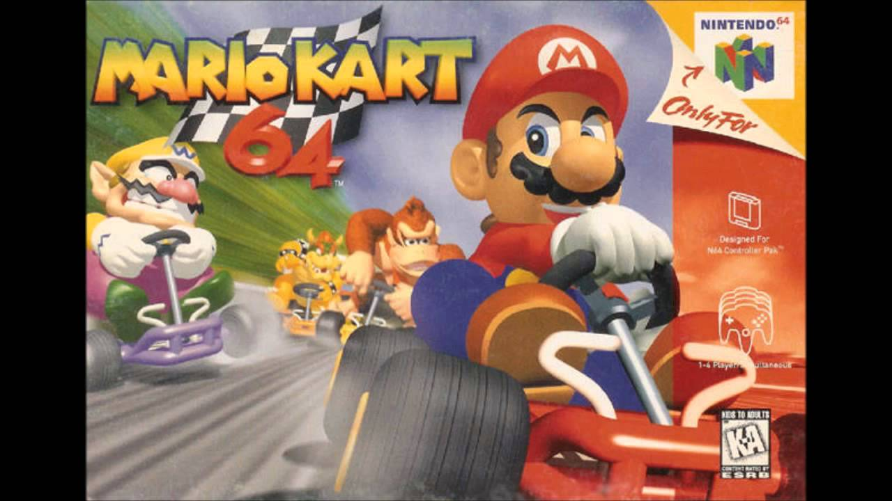 Mario Kart 64 Staff Roll Credits Orchestra Youtube
