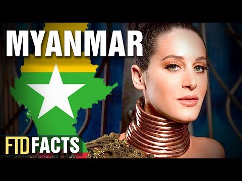 10+ Amazing Facts About Myanmar