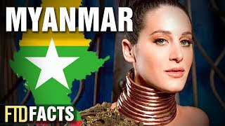 Amazing Facts About Myanmar