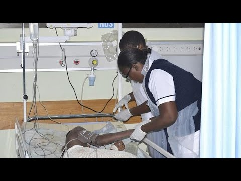 Malawi coronavirus: health workers protest over risk allowan