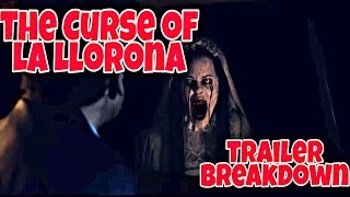 The Curse of La Llorona - Trailer Analysis + True Story in Hindi