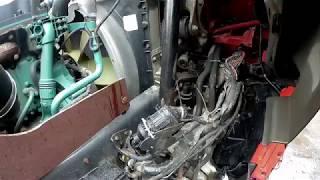 Сым датчигі жылдамдығы Volvo FH,қозғалтқышы жоқ дамытады айналымдар,жұмыс істемейді спидометр Вольво ФШ