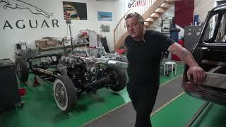 Classic Mini & Jaguar XK 150 OTS Update.