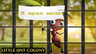 Муравьи жрут желе ⭔ Little Ant Colony - Idle Игра