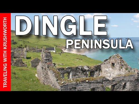 Dingle County Kerry Ireland travel guide (video) | tourism t