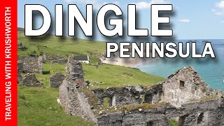 Ireland | Dingle Town travel guide; Dingle Peninsula | tourism video