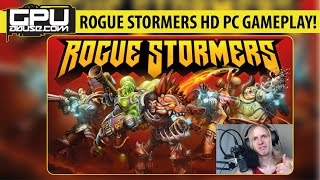 Rogue Stormers HD PC Gameplay