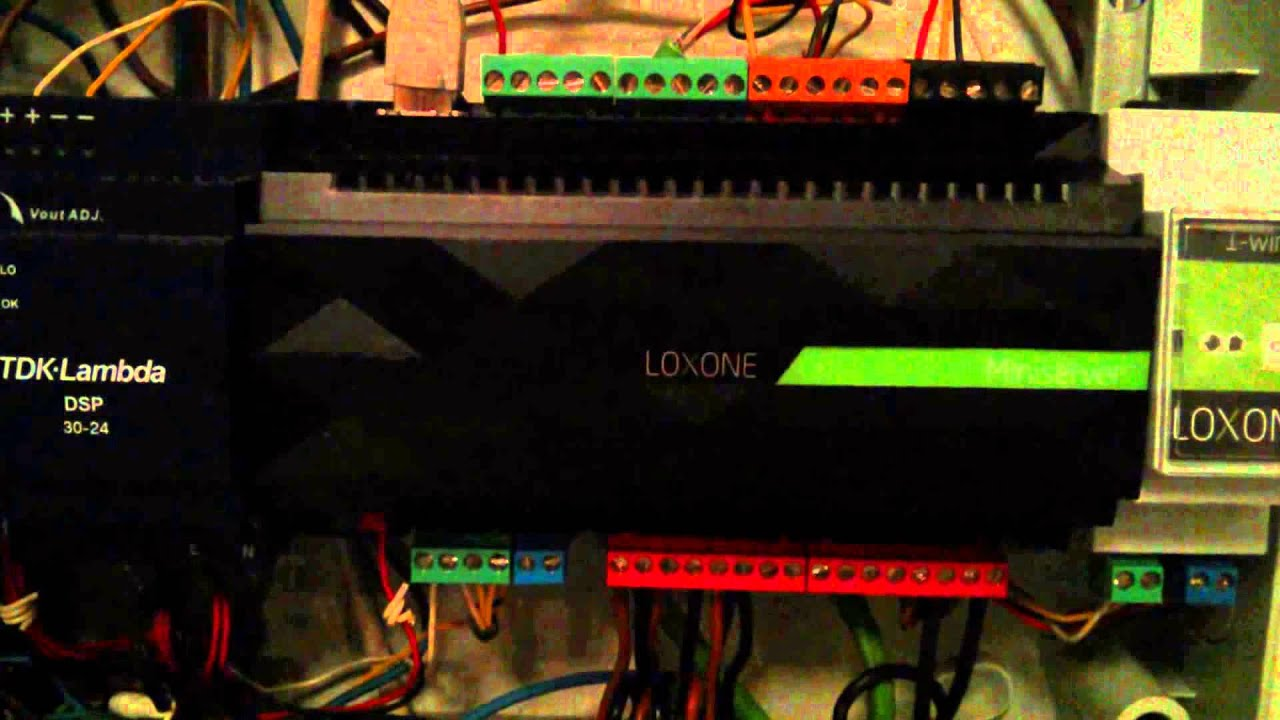 Loxone opstartprobleem na instellen dynamisch IP-adres
