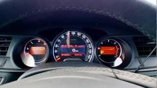 Заводим дизель Ситроен 2.0 (HDi 16) в мороз 2013 г.