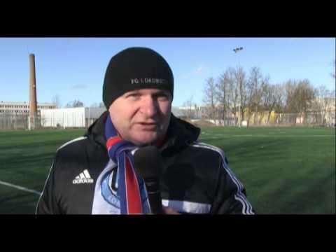 Jõhvi FC Lokomotiv - Nõmme Kalju FC intervju
