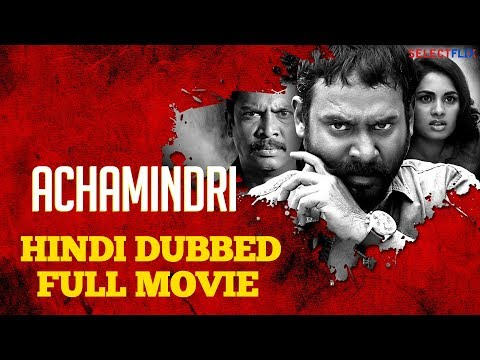 Achamindri - Hindi Dubbed Full Movie | Vijay Vasanth, Srushti Dange, Samuthirakani, Vidya Pradeep