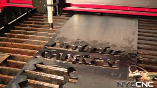 Tutorial: Cutting A Sign On A Torchmate Cnc Plasma With A Hypertherm Powermax 65