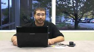 how to connect a camera to a laptop