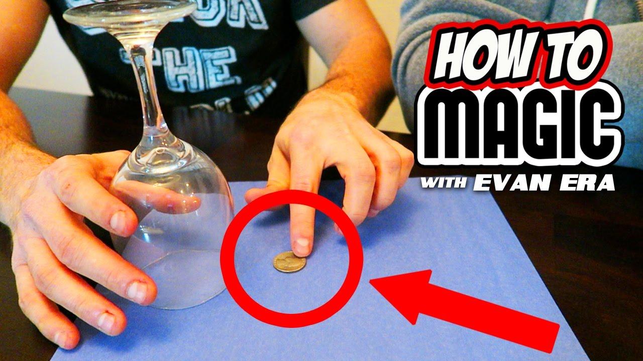 5 EASY Magic Tricks Kids Can Do! - YouTube