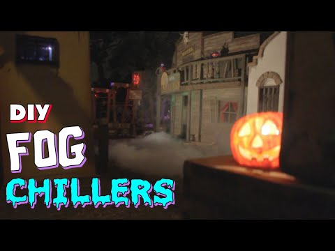 halloween lighting effects machine. Best Fog Effects For A Spooky Halloween Display Lighting Machine W