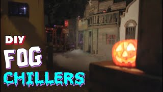 Best Fog Effects For A Spooky Halloween Display
