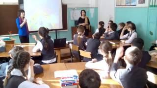 Интегрированный урок литературы и английского языка