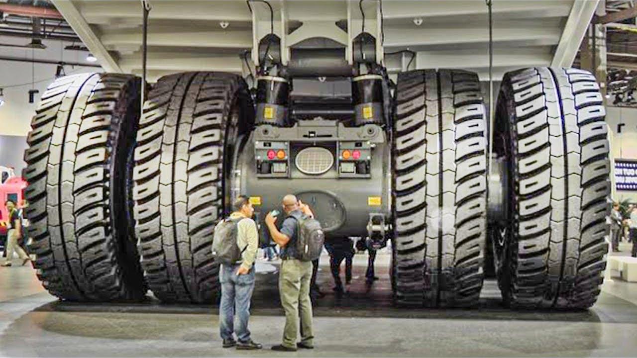 TOP 15 World's Largest Trucks