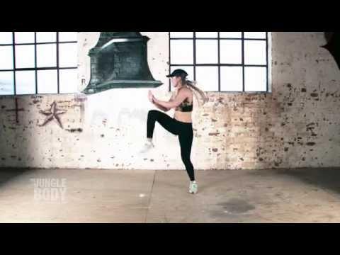 The Jungle Body KONGA Workout  Hip Hop Boxing