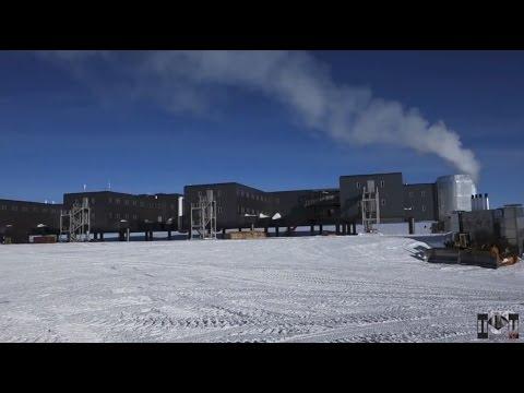 """MICAAL-TV """"Así es el interior de la Base Polar Scott Amundsen en el centro de la Antártida"""""""