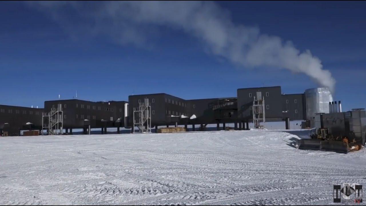 Resultado de imagen para Base de Amundsen-Scott USA Polo Sur