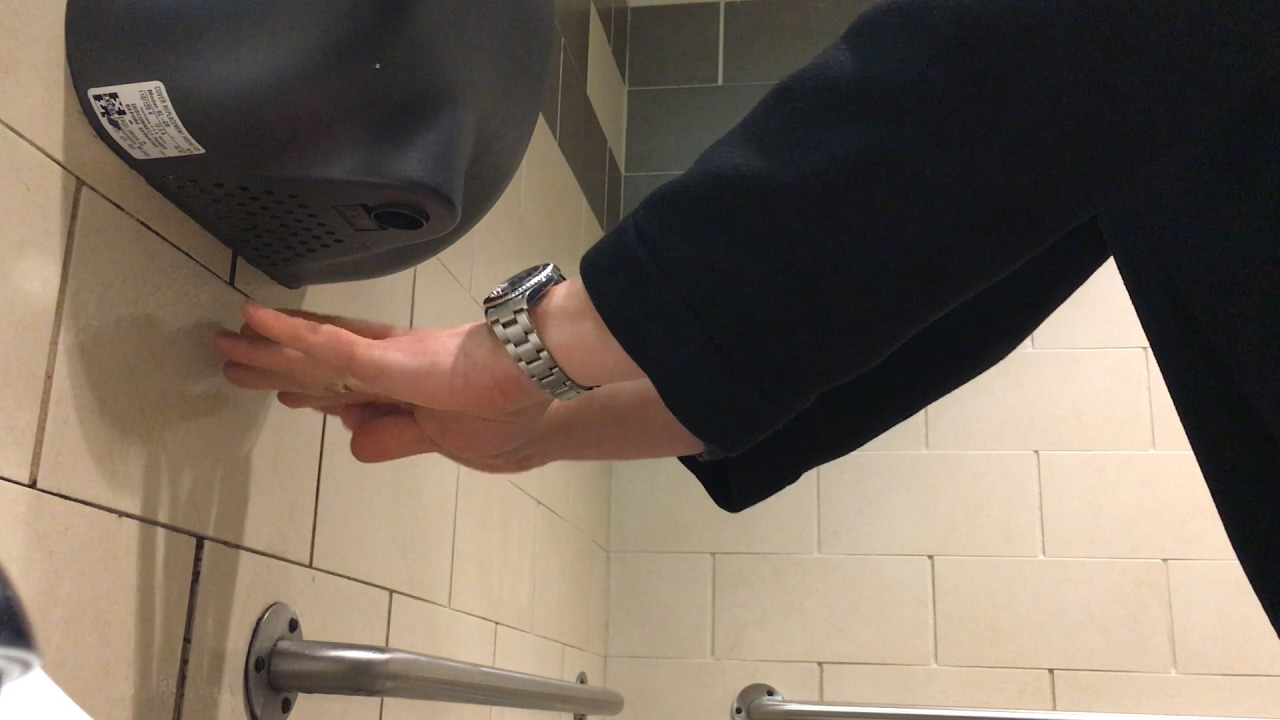 Why You Should Probably Avoid Hand Dryers In Public Restrooms YouTube - Hand blower for bathroom