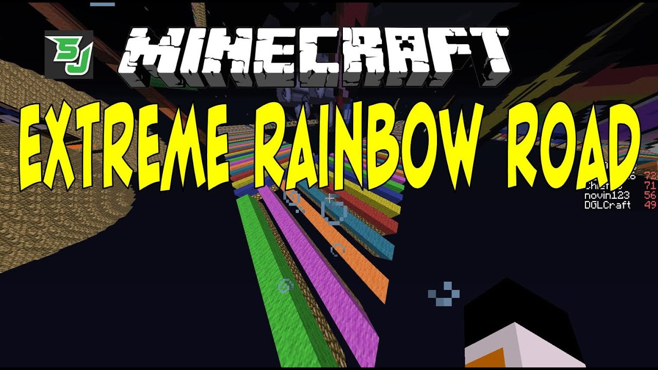 Rainbow Onlineshopping 24 Nede Rainbow Parkour Map Download