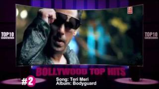 9-30-2011 Bollywood Top 10 Countdown Of Hindi Music Weekly Show - HD 720p