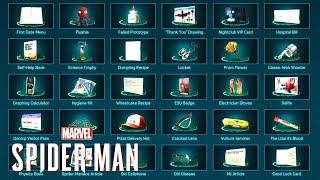 Marvel's Spider-Man PS4: All Backpacks - Lizard, Eddie Brock, Mysterio, Daredevil, Sandman And More!