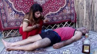 Whatsapp Funny Videos -Try Not To Laugh Challenge - Girl Pee on Boy