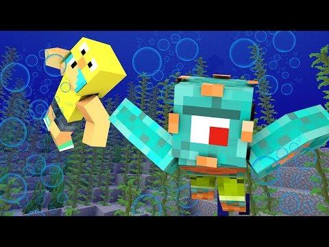 WATER WE DOING HERE?! | Minecraft Summer Survival Episode 8! | MicroGuardian