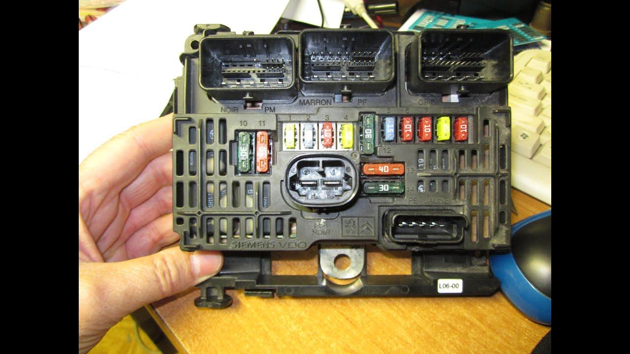 Citroen C4 Fuse Box Repair Explore Schematic Wiring Diagram U2022 Rh Tinyforge Co Interior