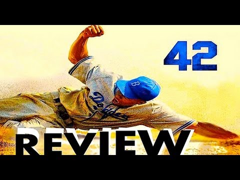 42 - Movie Review  The Jackie Robinson Story