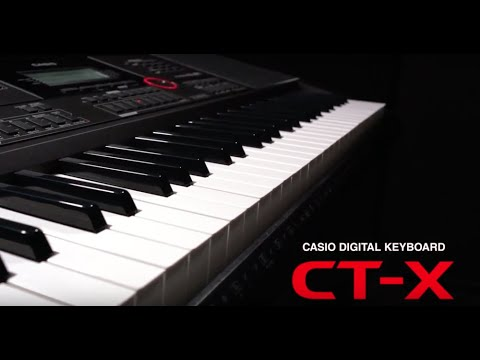 CASIO CTX SERIES